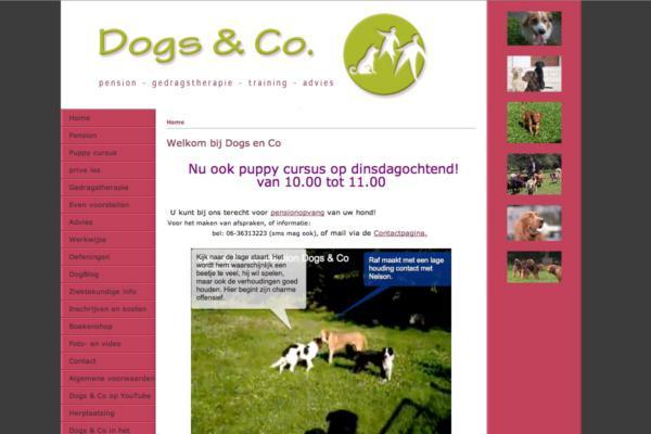 Dogs en Co