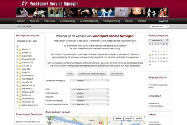 Vechtsport Service Nijmegen
